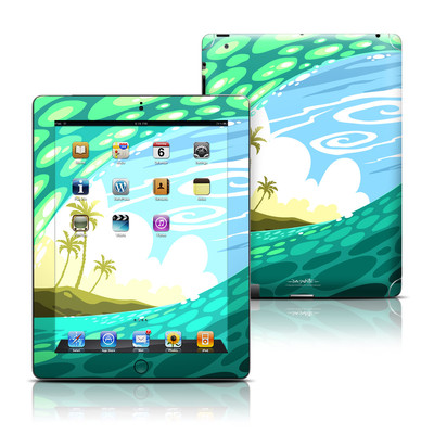 Apple iPad 3 Skin - Lunch Break
