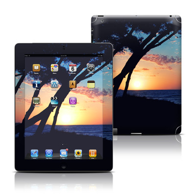 Apple iPad 3 Skin - Mallorca Sunrise