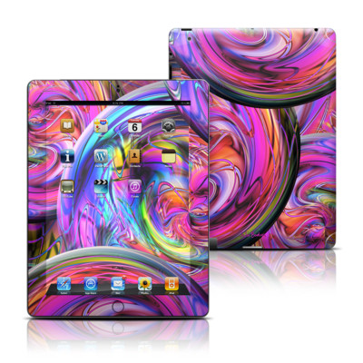 Apple iPad 3 Skin - Marbles