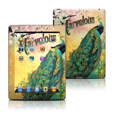 Apple iPad 3 Skin - Marvelous