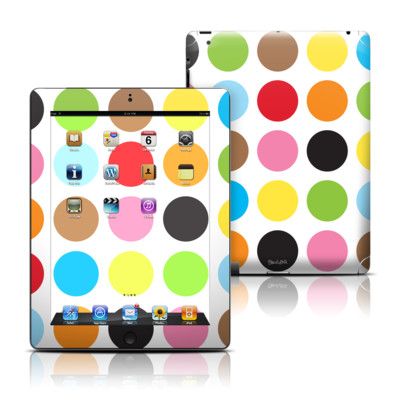Apple iPad 3 Skin - Multidot