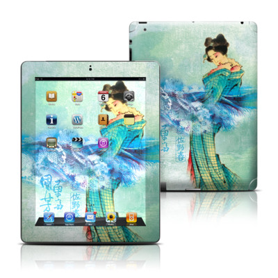 Apple iPad 3 Skin - Magic Wave