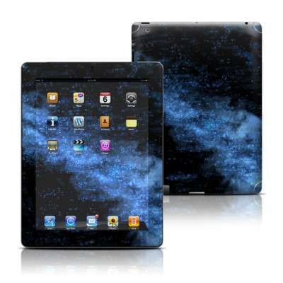 Apple iPad 3 Skin - Milky Way