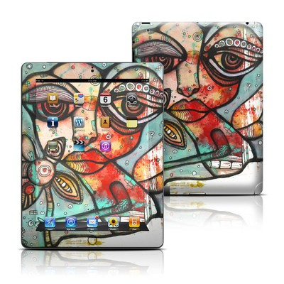 Apple iPad 3 Skin - Mine