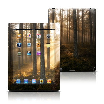 Apple iPad 3 Skin - Misty Trail