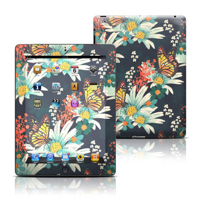Apple iPad 3 Skin - Monarch Grove