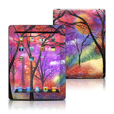 Apple iPad 3 Skin - Moon Meadow