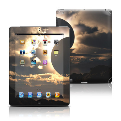 Apple iPad 3 Skin - Moon Shadow