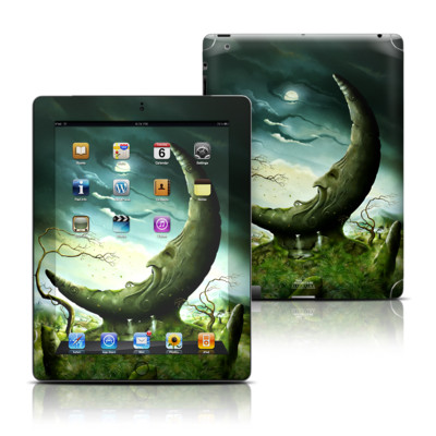 Apple iPad 3 Skin - Moon Stone