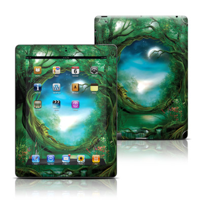 Apple iPad 3 Skin - Moon Tree