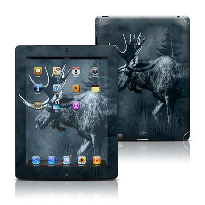 Apple iPad 3 Skin - Moose
