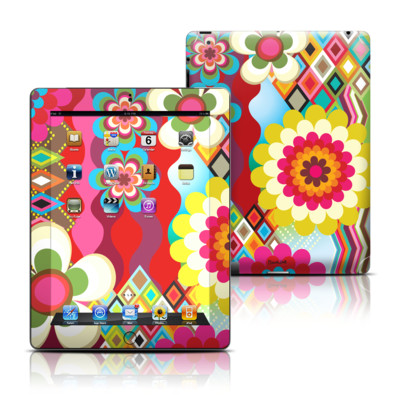 Apple iPad 3 Skin - Mosaic