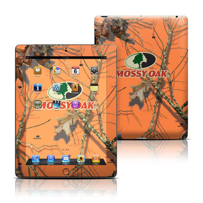 Apple iPad 3 Skin - Break-Up Lifestyles Autumn
