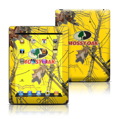 Apple iPad 3 Skin - Break-Up Lifestyles Cornstalk