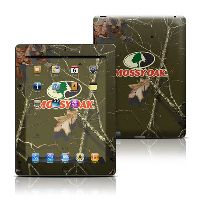 Apple iPad 3 Skin - Break-Up Lifestyles Dirt