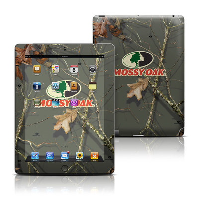 Apple iPad 3 Skin - Break-Up Lifestyles Evergreen