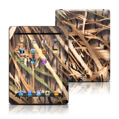 Apple iPad 3 Skin - Shadow Grass
