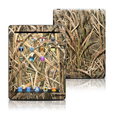 Apple iPad 3 Skin - Shadow Grass Blades