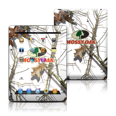 Apple iPad 3 Skin - Break-Up Lifestyles Snow Drift