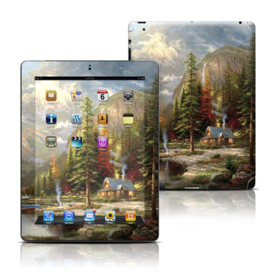 Apple iPad 3 Skin - Mountain Majesty