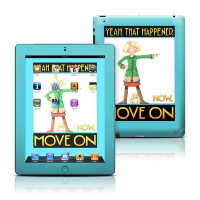 Apple iPad 3 Skin - Move On