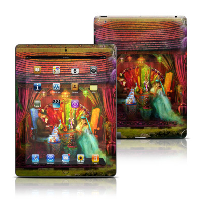 Apple iPad 3 Skin - A Mad Tea Party