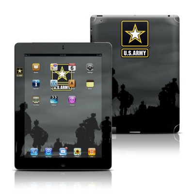 Apple iPad 3 Skin - Night Action
