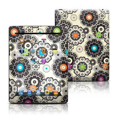 Apple iPad 3 Skin - Nadira
