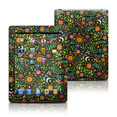 Apple iPad 3 Skin - Nature Ditzy