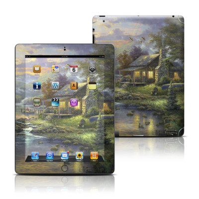 Apple iPad 3 Skin - Natures Paradise