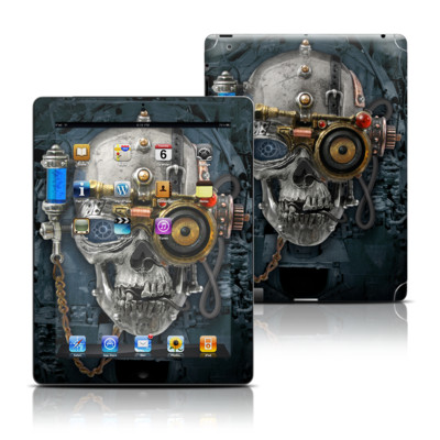 Apple iPad 3 Skin - Necronaut