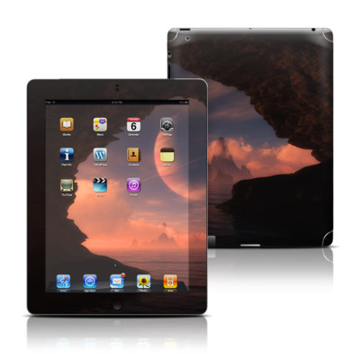 Apple iPad 3 Skin - New Dawn
