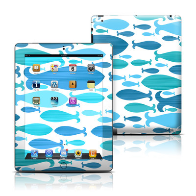 Apple iPad 3 Skin - Ocean Rain