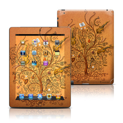 Apple iPad 3 Skin - Orchestra