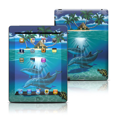 Apple iPad 3 Skin - Ocean Serenity