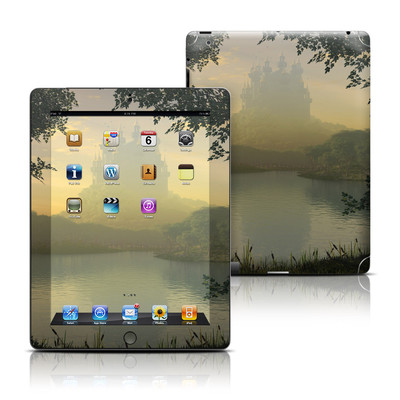 Apple iPad 3 Skin - Once Upon A Time