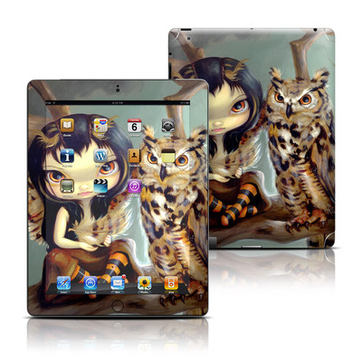 Apple iPad 3 Skin - Owlyn