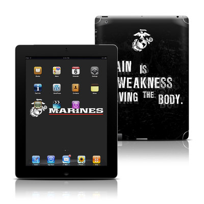 Apple iPad 3 Skin - Pain