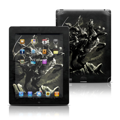 Apple iPad 3 Skin - Pale Horse