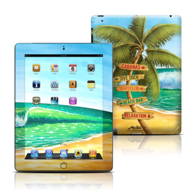 Apple iPad 3 Skin - Palm Signs