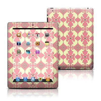 Apple iPad 3 Skin - Parade of Elephants