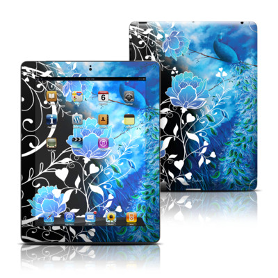 Apple iPad 3 Skin - Peacock Sky