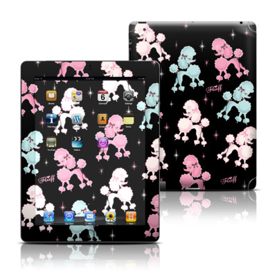 Apple iPad 3 Skin - Poodlerama