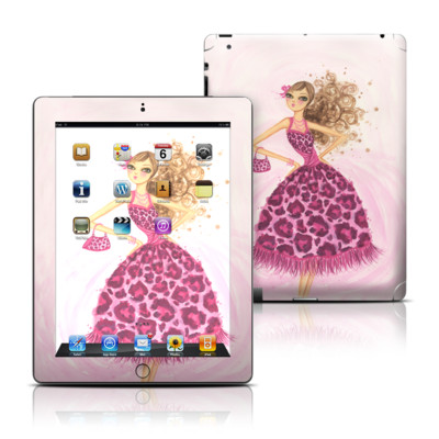 Apple iPad 3 Skin - Perfectly Pink
