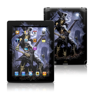 Apple iPad 3 Skin - Play Dead