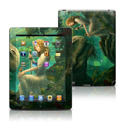 Apple iPad 3 Skin - Playmates
