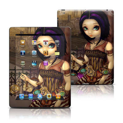 Apple iPad 3 Skin - Poe