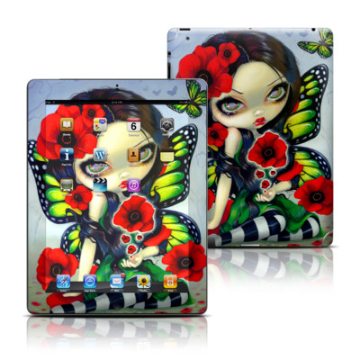 Apple iPad 3 Skin - Poppy Magic