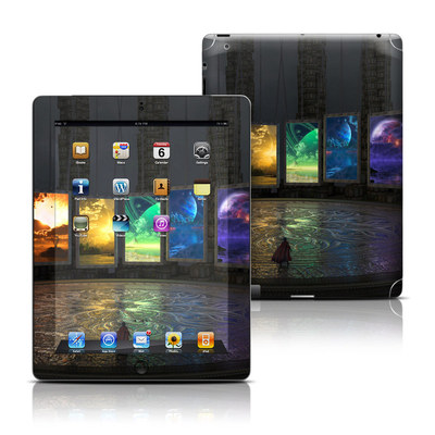 Apple iPad 3 Skin - Portals