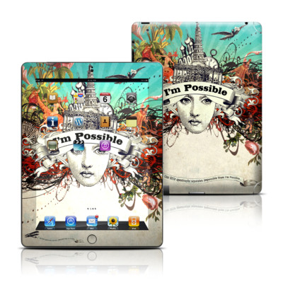 Apple iPad 3 Skin - Possible